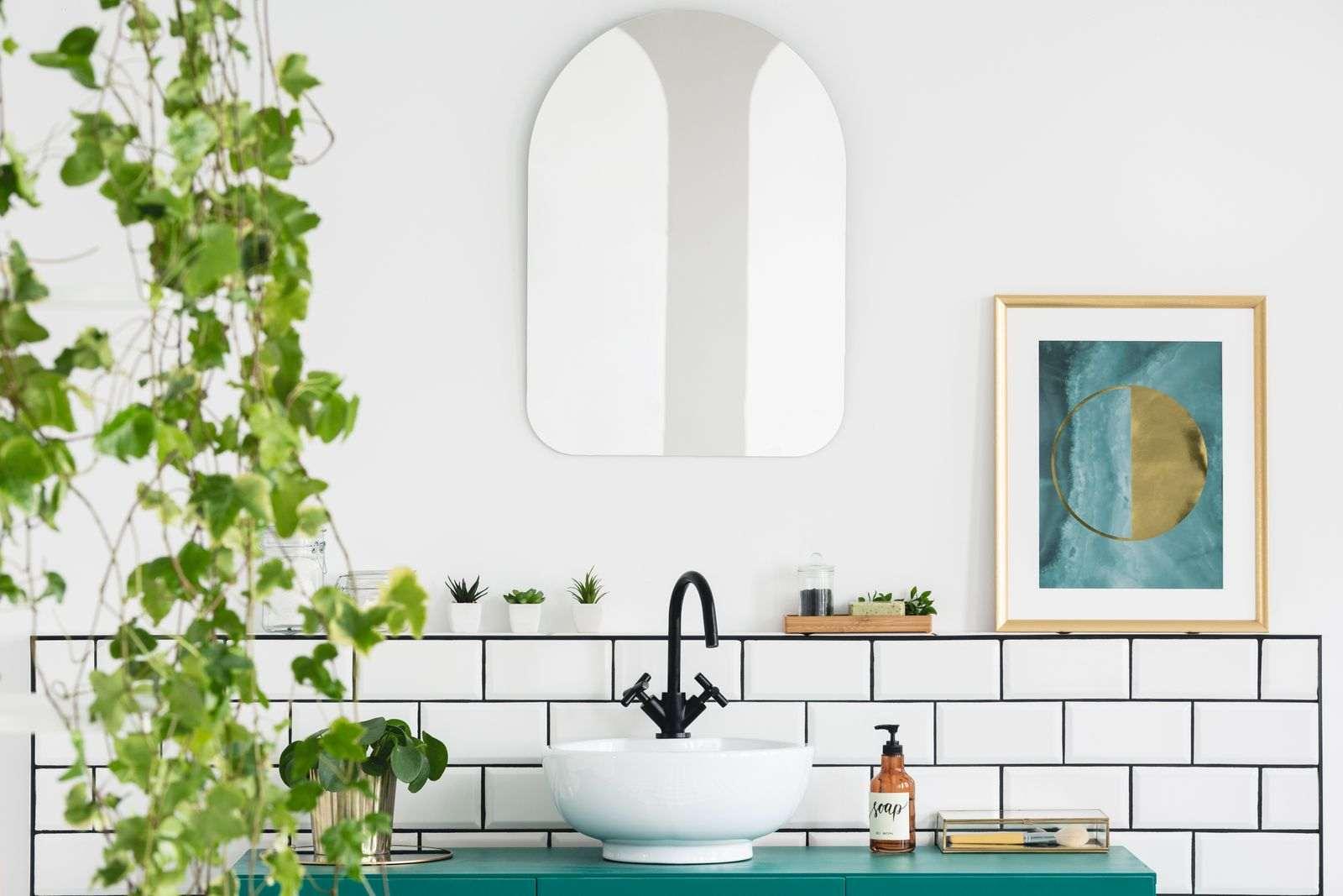 salle de bain au goût du jour