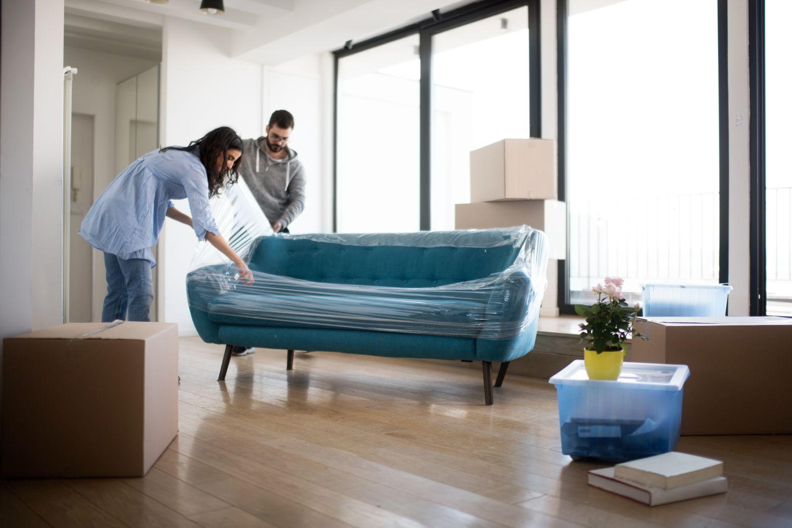 emménagement, placer ses meubles dans son nouvel appartement